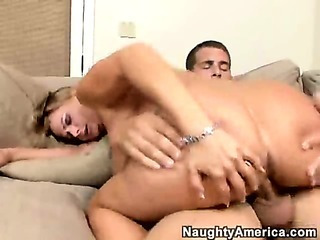 Hot Mom Young Cock