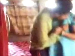 Horny Bengali wife secretly sucks and fucks in a dressed quickie, bengali audio