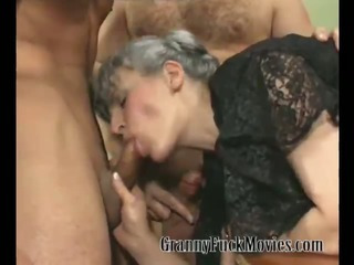 Granny Jo gets the job done