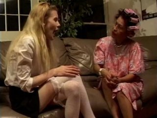 Mature Woman With Young Girls Scene 2  1 of 4