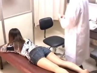 Chiropractor Massage Spycam 1