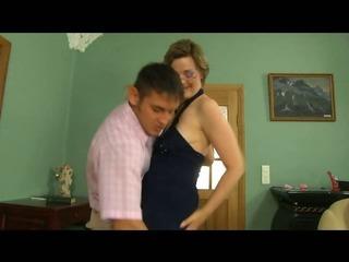 Leonora&Govard kinky mature movie