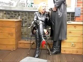 Best Mom Fucking Sucking Thighboots. See pt2 at goddessheelsonline.co.uk