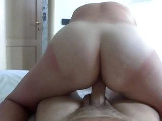 mature mom homemade real hidden voyeur riding amateur milf wife ass couple anal