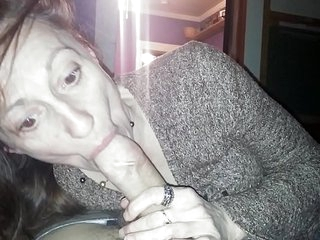 bestfriend mom sucks cock