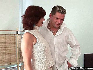 Mom's wicked ways end with a facial