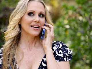 Julia Ann's special gift for her step daughter